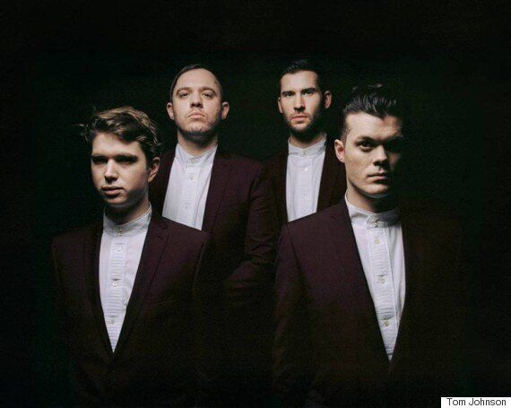 Glastonbury: Everything Everything Frontman Jonathan Higgs On New Album 'Get To Heaven' And How He Found...