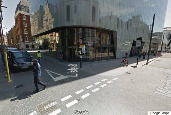 London Hotel Sofa Fall Man Battling For His Life Named As Alex