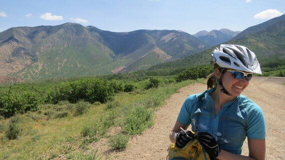 Raising Awareness vs. Doing the Thing for the Thing Itself (Cycling the Great Divide Mountain Bike