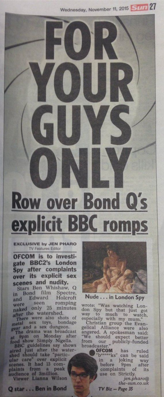 The Sun And Daily Mail Have Got It Completely Wrong On Ofcom 'Complaints' Over 'London