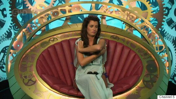'Big Brother' 2015: Helen Wood And Marc O'Neill Given Formal Warnings Over Brian Belo