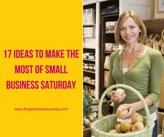 17 Ways to Make the Most of Small Business