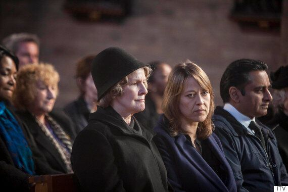 As 'Unforgotten' Reaches Its Finale This Week, Nicola Walker And Sanjeev Bhaskar Find Out - Who Killed...