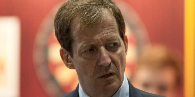 Alastair Campbell, former Director of Communications and Strategy for ex Prime Minister Tony Blair, is...