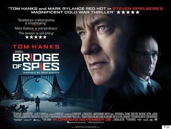 FREE CINEMA TICKETS: See Tom Hanks, Mark Rylance In Steven Spielberg's 'Bridge Of