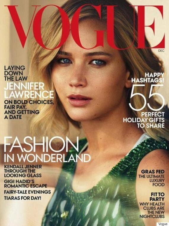 Jennifer Lawrence Reveals 'No One Ever Asks Her Out' As She Covers US Vogue