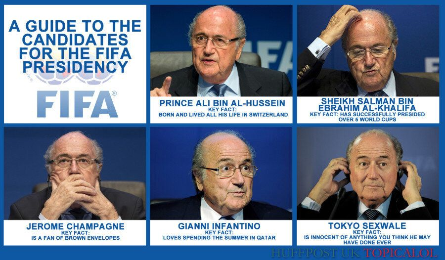 FIFA Presidential Election Candidates: A
