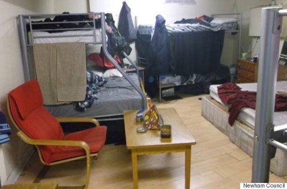East London Three-Bedroom Rental Home Found To Be Housing 26