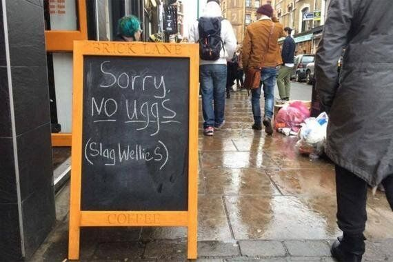 There's a Line Between Humour and Insult - These Coffee Shops Have Crossed