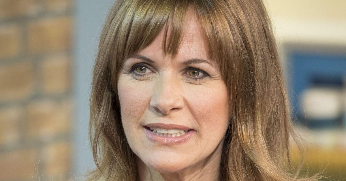 TV's Carol Smillie gets frank about