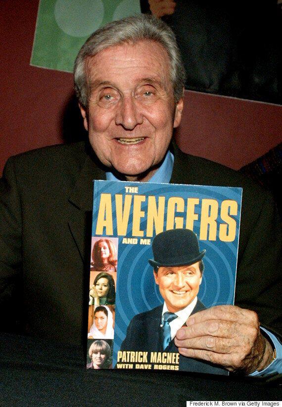 Patrick Macnee Dead: 'The Avengers' Actor Dies, Aged