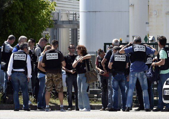French Terrorist Attack Sees Two Arrested After Man Decapitated In