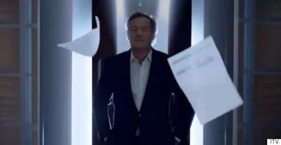 'Good Morning Britain': Piers Morgan Is 'Back By Unpopular Demand' In New Advert For Presenter's