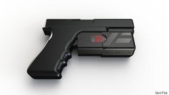New 'Guardian' Gun Safety Fingerprint Sensor Aims To Prevent Tragic