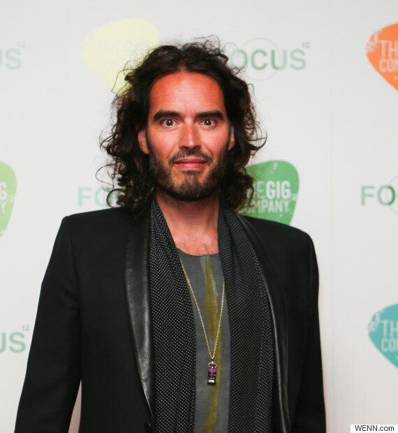 Russell Brand Targeted By Fifi Geldof Over Drugs Jokes: 'He's A Try-Hard