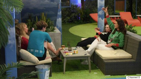 'Big Brother' 2015: Aisleyne Horgan Wallace And Nikki Grahame Come To Blows With Helen