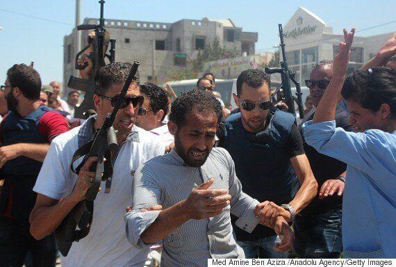 37 Dead In Terror Attacks On Tourist Hotels In Tunisia,