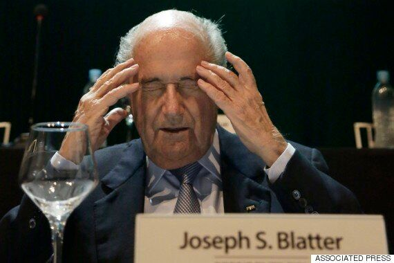 Sepp Blatter Is Not Resigning As Fifa President, According To Sepp