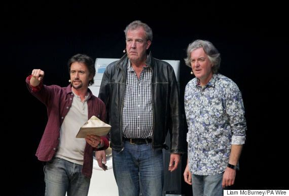 Jeremy Clarkson To Front Rival 'Top Gear' Show On ITV To Go Head-To-Head With Chris