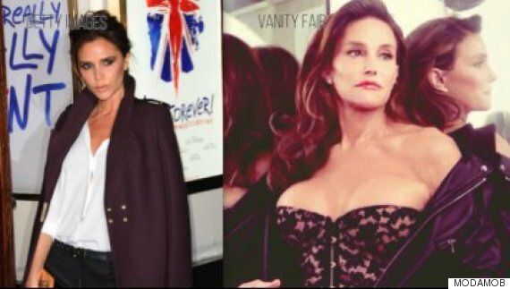 Caitlyn Jenner Could Feature In Victoria Beckham's New Fashion