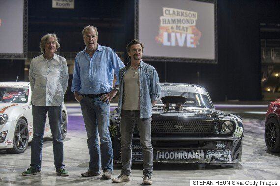 'Top Gear': Richard Hammond And James May Host Last Episode Without Jeremy Clarkson... But With A Giant...