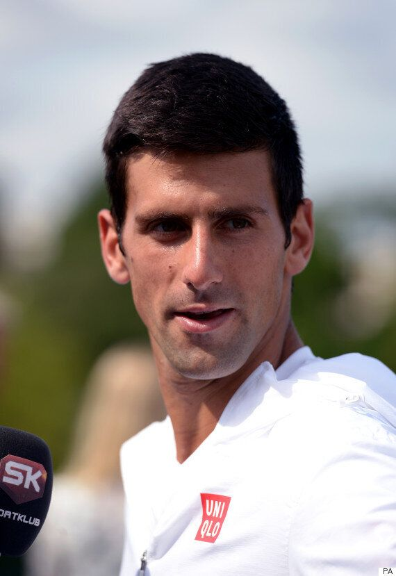 EXCLUSIVE: Wimbledon Champion Novak Djokovic On Drugs In Sport, The Diet That's Changed His Life And...
