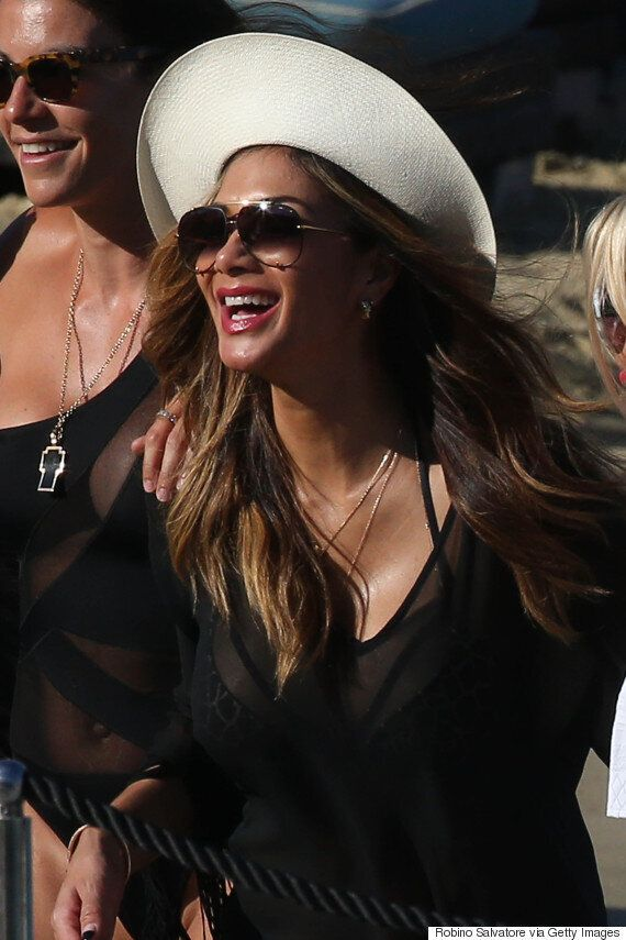 Nicole Scherzinger Puts 'Dropped' Reports Behind Her, Looking Fabulous And Happy In A Bikini On Holiday