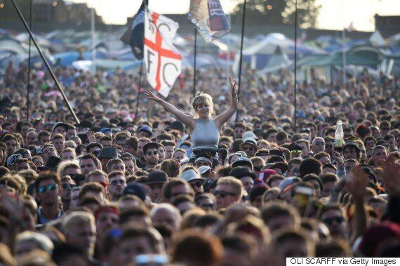 Glastonbury 2015 Confessions Reveal Hardcore