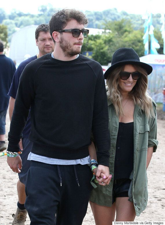 'Love Island' Host Caroline Flack 'Reunites With Ex-Boyfriend Jack Street', As Pair Are Spotted Together...