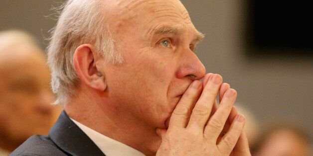 Vince Cable was one of those to lose his seat in the General