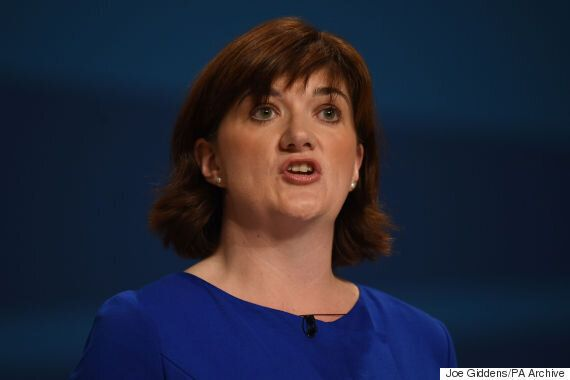 Nicky Morgan's Anti-Radicalisation Plans Could See Pupils Who Make Homophobic Comments