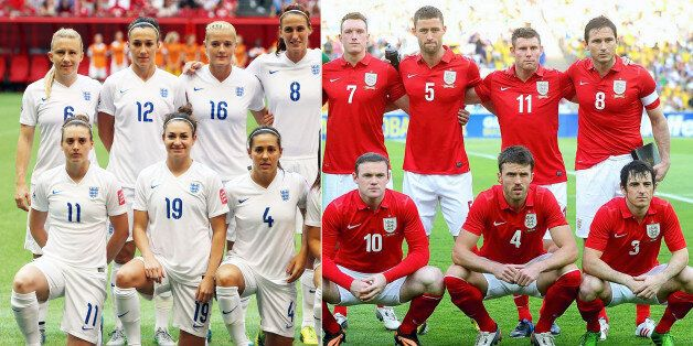 Who Said It, England Women's Footballers Or England