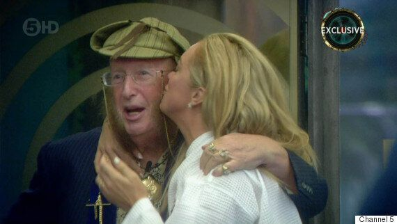 'Big Brother' 2015: John McCririck And Charley Uchea Return To The House