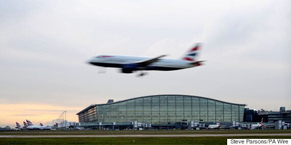Heathrow Third Runway Recommended By Airport Commission Ahead Of Gatwick