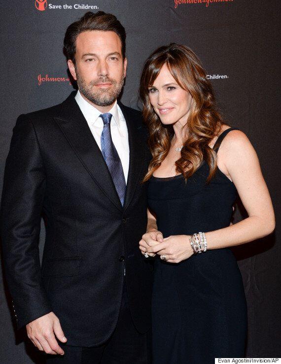 Ben Affleck And Jennifer Garner To Divorce: 'We Go Forward With Love And Friendship For One