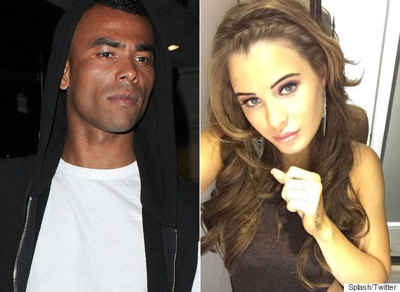Ashley Cole 'Punched In The Face' By Playboy Model Carla Howe Outside London