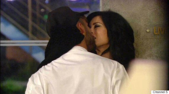 'Big Brother' 2015: Jasmine Lennard Returns For 'Hotel BB' Task, And Gives Cristian MJC A Steamy Snog