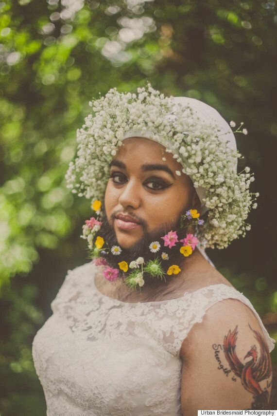 Bearded Lady Harnaam Kaur Reveals Why She Posed For Beautiful Bridal