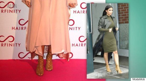 How To Get Kim Kardashian's Signature Style In 8 Steps From The Sold-Out Dress To Staple