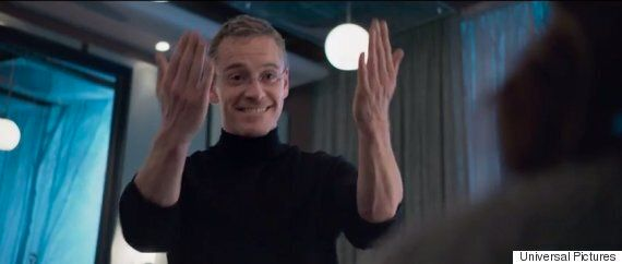 New Steve Jobs Film Trailer Starring Michael Fassbender Reveals Another Side To The Apple