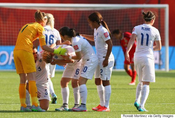 England Lionesses Defeated 2-1 By Japan In World Cup Semi