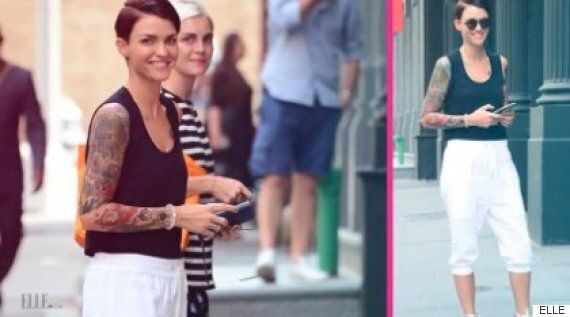 Ruby Rose: Orange Is The New Black Star's Most Perfect