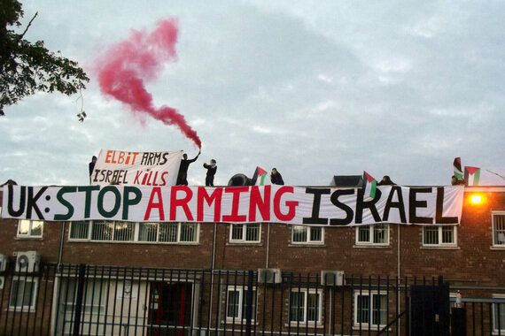 One Year on From Gaza: The UK Must Stop Arming