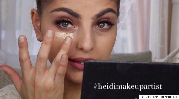 Kim Kardashian's Flawless Concealer Trick Revealed By Vlogger Called 'Baking Makeup