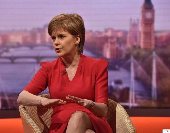 Sturgeon Refuses To Rule Out Second Scottish Independence Referendum In The Next