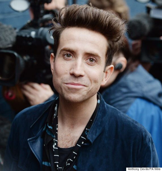 Nick Grimshaw Reveals His Hopes For 'X Factor' Judges