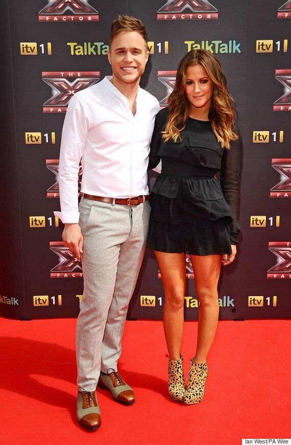 'X Factor': Simon Cowell Claims Olly Murs 'Fancies' Caroline Flack And Reveals His Reason For Choosing