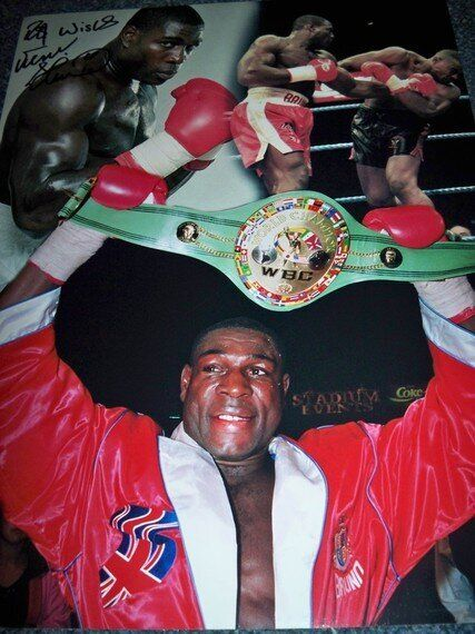 Frank Bruno Remembered - 20 Years Ago Becomes Heavyweight Champion of the