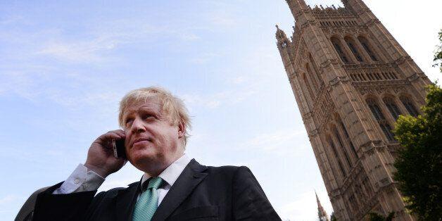 Boris Johnson Demands Boris Votes For Boris