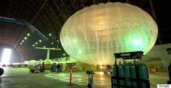 Google's Internet Balloons Are Now Almost Ready To Connect The